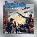 Perry Rhodan Silber Edition 44: Alarm f¿r die Galaxis - Clark Darlton, H. G. Ewers, Hans Kneifel, William Voltz, Kurt Mahr