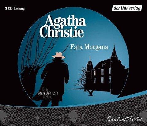 Fata Morgana. 3 CDs - Agatha Christie