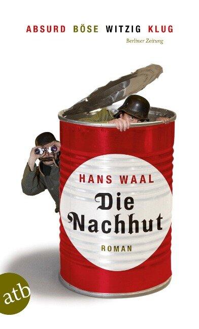 Die Nachhut - Hans Waal