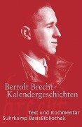 Kalendergeschichten - Bertolt Brecht