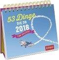 53 Dinge, die du 2018 tun solltest -