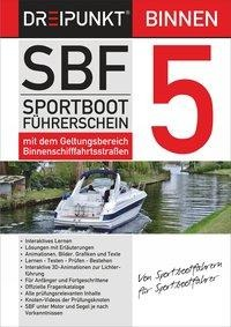 SBF Binnen 5 - Michael Schulze