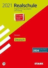 STARK Original-Prüfungen und Training Realschule 2021 - Deutsch - Hessen -