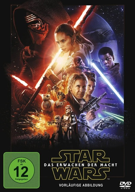 Star Wars: Episode VII - Das Erwachen der Macht -