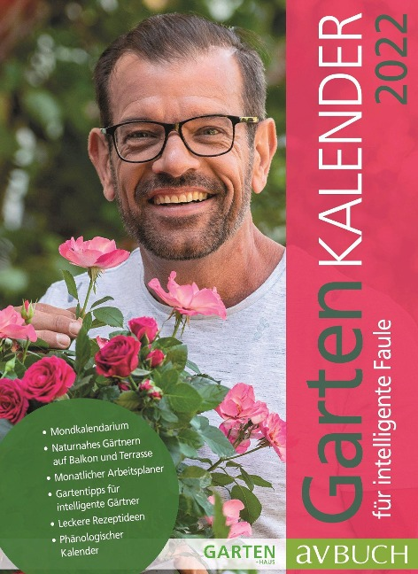 Gartenkalender 2022 -