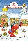 Der kleine Drache Kokosnuss Adventskalender -