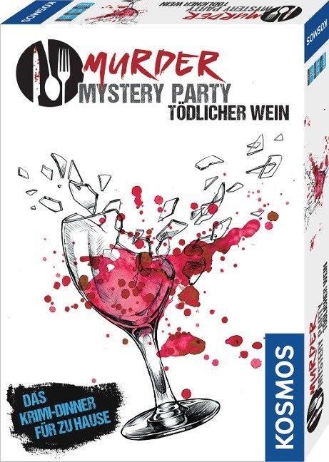 Murder Mystery Party - Tödlicher Wein -
