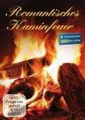 Romantisches Kaminfeuer -