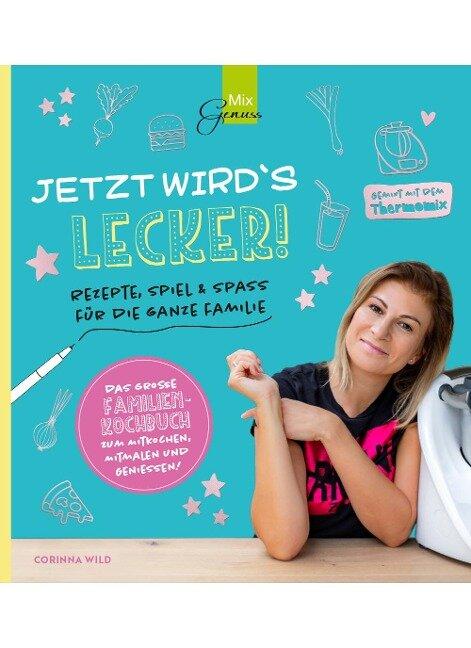 JETZT WIRD'S LECKER! - Wild Corinna