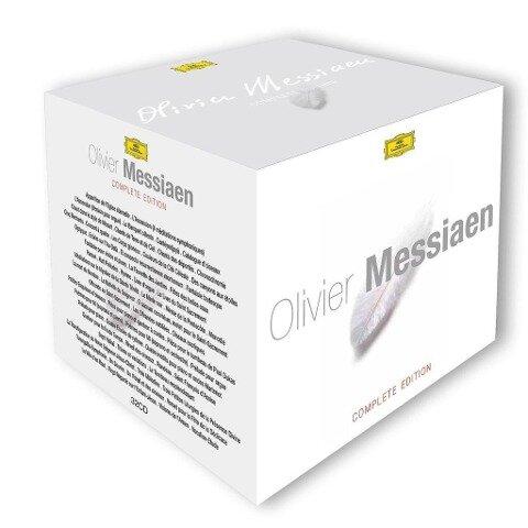 Olivier Messiaen-Complete Edition (Ltd.Edition) - Latry/Upshaw/Muraro/Boulez/Nagano