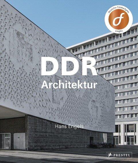 DDR-Architektur - Hans Engels, Frank Peter Jäger