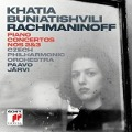 Rachmaninoff: Piano Concerto No. 2 in C Minor, Op. 18 & Piano Concerto No. 3 in D Minor, Op. 30 - Khatia Buniatishvili