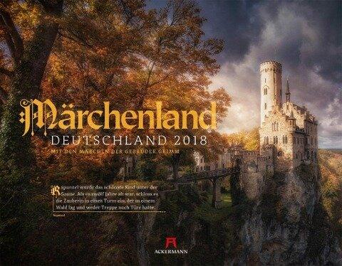 Märchenland Deutschland 2018