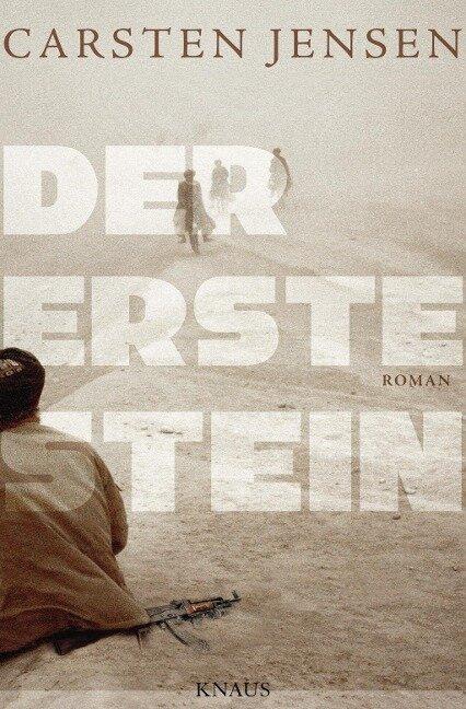 Der erste Stein - Carsten Jensen