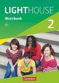 English G LIGHTHOUSE 02: 6. Schuljahr. Workbook mit Audio-CD -