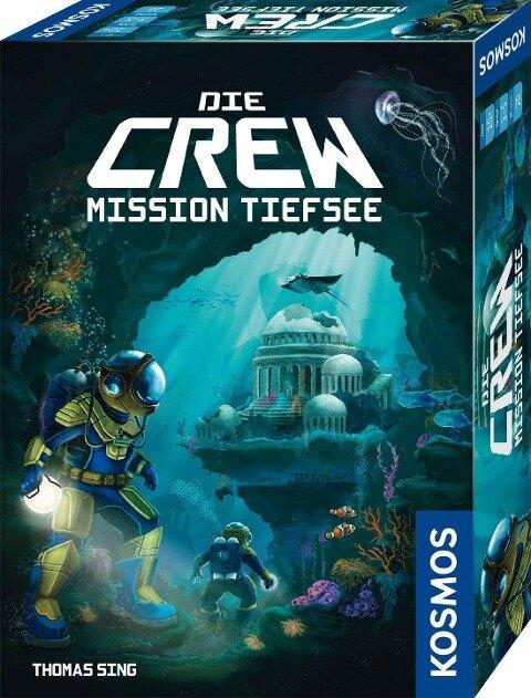 Die Crew - Mission Tiefsee -