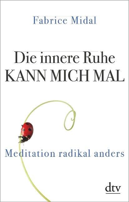 Die innere Ruhe kann mich mal - Fabrice Midal
