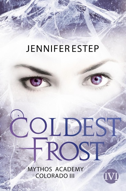 Coldest Frost - Jennifer Estep