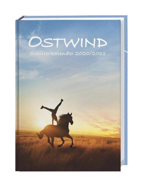 Ostwind Schülerkalender A5 - Kalender 2021 -