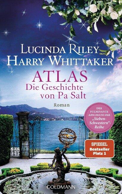 Atlas - Die Geschichte von Pa Salt - Lucinda Riley, Harry Whittaker