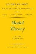 Model Theory - C. C. Chang, H. J. Keisler