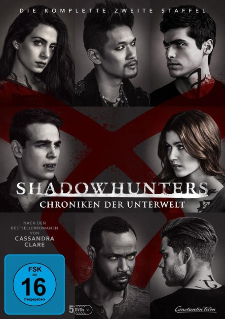 Shadowhunters - Staffel 2 -