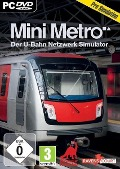 Mini Metro. Für Windows Vista/7/8/10 -