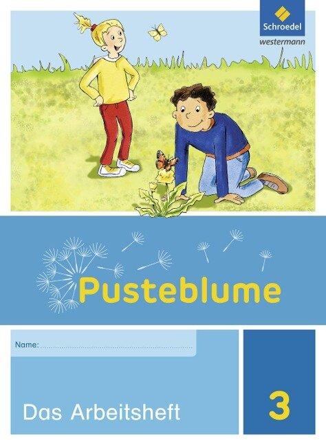 Pusteblume. Das Sachbuch 3. Arbeitsheft. Berlin und Brandenburg -