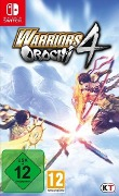 Warriors Orochi 4 (Nintendo Switch) -