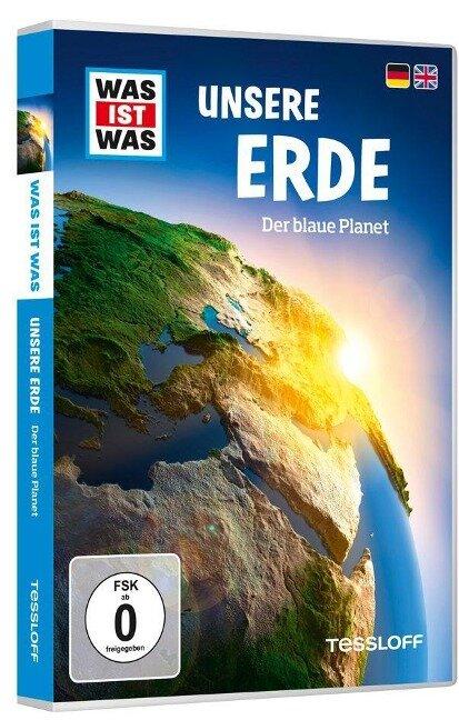 WAS IST WAS DVD Unsere Erde. Der blaue Planet -