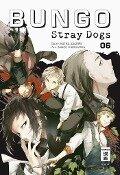 Bungo Stray Dogs 06 - Kafka Asagiri, Sango Harukawa