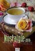 Nostalgie 2018 Wandkalender -