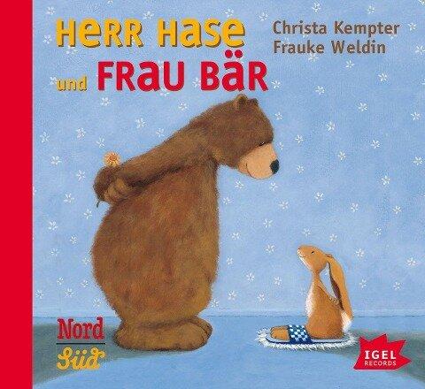 Herr Hase und Frau Bär - Christa Kempter