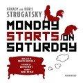 Monday Starts on Saturday - Arkady Strugatsky, Boris Strugatsky