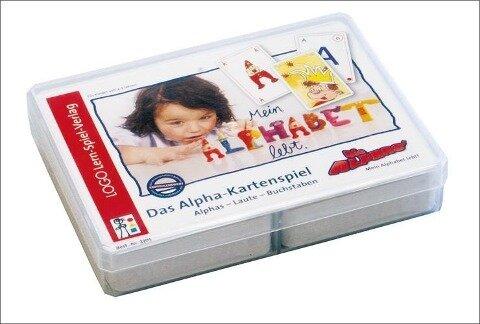 Kartenspiel 4 Buchstaben