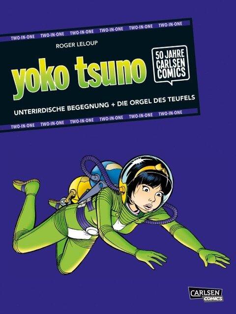 Yoko Tsuno: TWO-IN-ONE - Roger Leloup