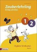 Zauberlehrling 1 / 2. Digitale Tafelkarten. Bayern -