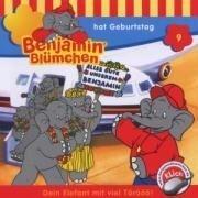 Benjamin Blümchen 009. hat Geburtstag. CD -