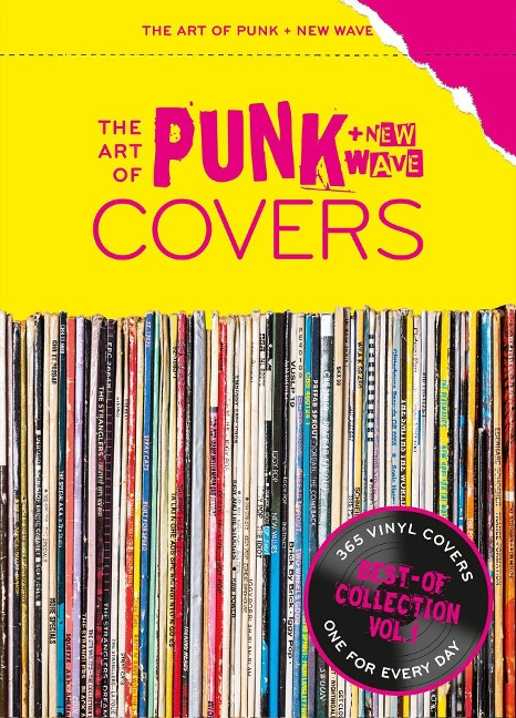 The Art of Punk + New-Wave-Covers -