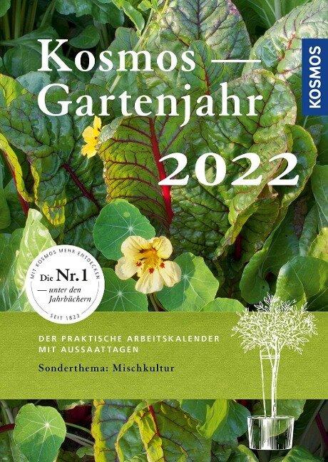 Kosmos Gartenjahr 2022 - Thomas Heß