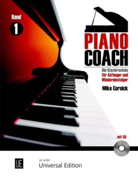 Piano Coach - Mike Cornick