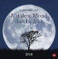 Mit dem Mond durchs Jahr - Kalender 2018 - Uschi Ostermeier