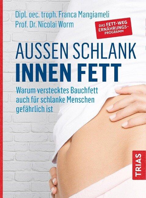 Außen schlank - innen fett - Franca Mangiameli, Nicolai Worm