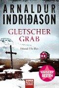 Gletschergrab - Arnaldur Indriðason