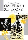 Five Flower Songs - Benjamin Britten