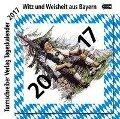Turmschreiber Tageskalender 2017 -