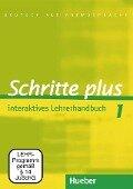 Schritte plus 1. Interaktives Lehrerhandbuch - DVD-ROM - Petra Klimaszyk, Isabel Krämer-Kienle
