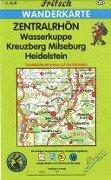 Zentralrhön 1 : 35 000 Wanderkarte -