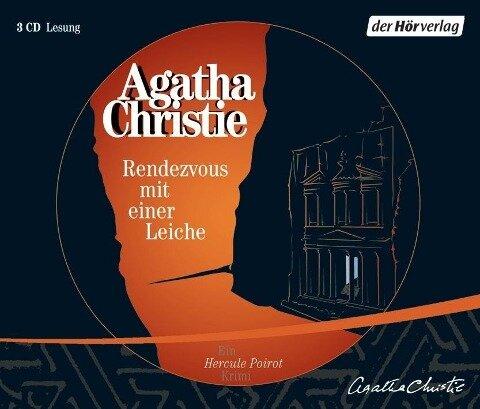 Rendezvous mit einer Leiche - Agatha Christie