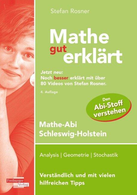 Mathe gut erklärt Schleswig-Holstein 2020 - Stefan Rosner